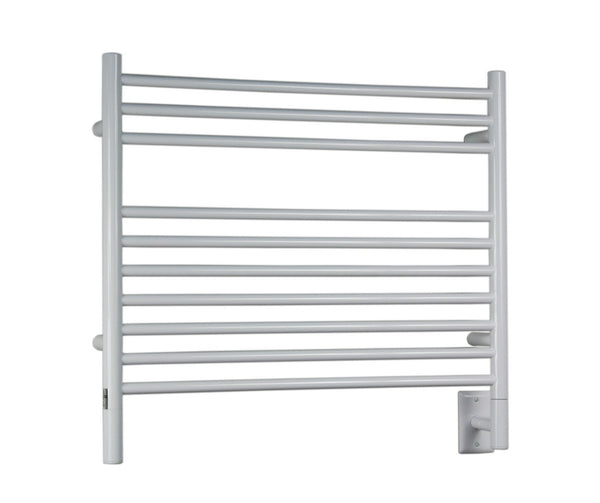 Amba Jeeves K Straight Towel Warmer - KSW White