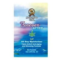 FOREVER AFTER MOISTURIZER Towelette WIPES .24oz