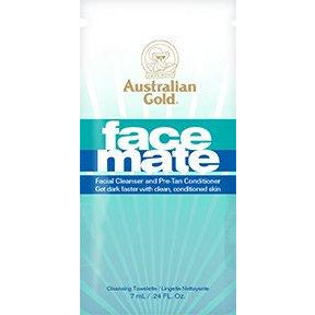 Face Mate Facial Cleanser & Pre-Tan Conditioner .24oz