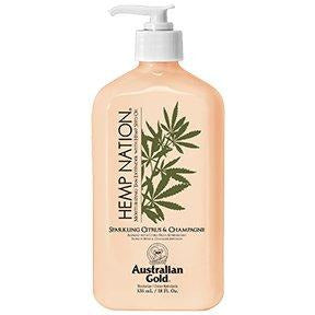 Hemp Nation Sparkling Citrus & Champagne Tan Extender 18oz