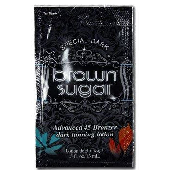 1 packet Brown Sugar Special Dark 45xSignature Bronzer .5oz