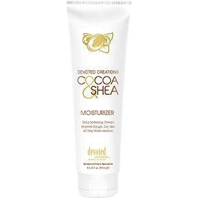 Devoted Creations Cocoa & Shea Moisturizer Daily Softening Cream Relieves Rough Dry Skin 8.5oz