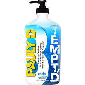 Pauly D B Tempt'd 25 Hour Hydration Moisturizer & Tattoo Protetion 18.25oz