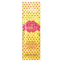 1 packet Tiny Bubbles Packet Rich Moisturizing Bubble Bath/Body Wash .5oz
