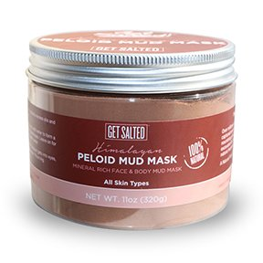 Get Salted Himalayan Peloid Mud Mask 11oz NEW!