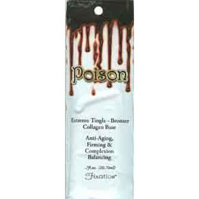 1 packet Poison Body Slimming 60x Critical Tingle Bronzer .7z
