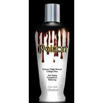 Poison Body Slimming 60x Critical Tingle Bronzer 14 oz