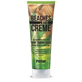 Beaches & Creme Ultra Dark Gelee with Hemp & Tyrosine 8.5oz