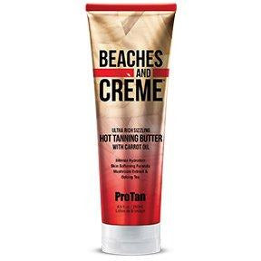 Beaches & Creme Sizzling Butter Tyrosine Plus Skin Stimulators 8.5oz TOP SELLER!