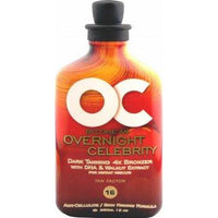 OC Overnight Celebrity Dark 4x DHA Bronzer 12oz