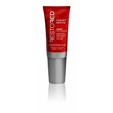 California Tan Restored Target Serum Red Light Therapy 1oz