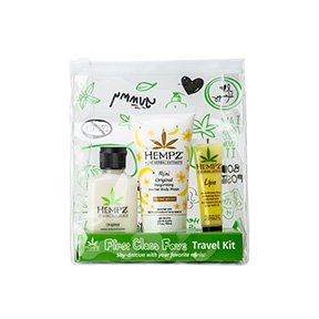 Hempz Travel Kit Original Scent 4 Count LIMITED EDITION