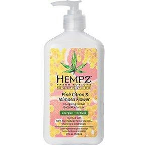 Hempz Pink Citron & Mimosa Flower Herbal Moisturizer 17oz