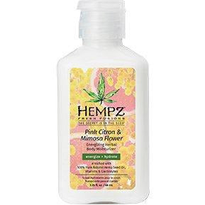 Hempz Pink Citron & Mimosa Flower Herbal Moisturizer  2.25oz