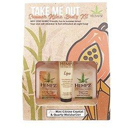 Hempz Take Me Out - Fresh Kit 3 Piece LIMITED EDITION