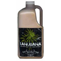 Tanijuana High Hemp 100x Crazy Dark Bronzer LIVE FREE 64oz