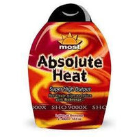 Absolute Heat Hot Tingle Super High Output SHO 9000x 13.5oz