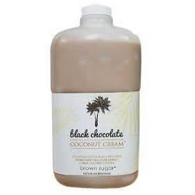 Black Chocolate Coconut Cream 200x Black Bronzer 64oz
