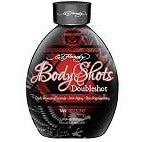 Body Shots Doubleshot Mega Extreme Black Tingle 13.5oz