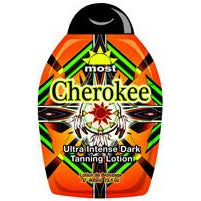Cherokee Ultra Intense Dark Tanning Lotion 13.5 oz