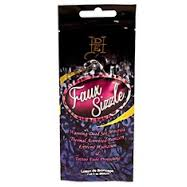 1 free Packet Faux Sizzle Warm Blush Delayed DHA & Natural Bronzers w/Tattoo Fade Protection .7oz