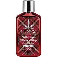 Hempz Minted Sugar & Spiced Nutmeg Herbal Body Creme 2.25oz