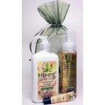 Hempz Hempz Sandalwood Bath & Body Gift Set - 3 Piece Set