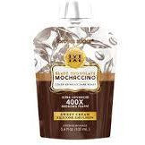 Black Chocolate Double Dark Mochaccino 400X Bronzing Frappé 3.4oz Pouch