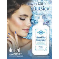 Sparkling Snowflakes Superior Softening & Hydrating 24 Hour