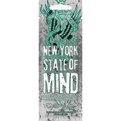 1 packet New York State of Mind DHA-Free Bronzers Streak-Free/Stain-Free Results .5oz