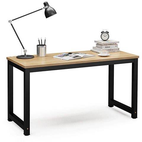 Tribesigns 55-Inch Home Office Desk