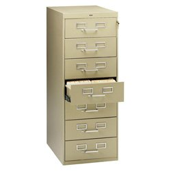 TNNCF758SD - Tennsco File Cabinet for 5 x 8 Cards