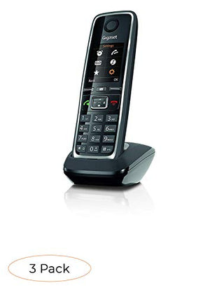 Gigaset GIGASET-C530H Accessory Handset Only for Cordless Phone (Pack 3)