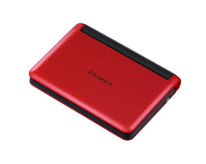 Casio Ex-word Electronic Dictionary Chinese Model Xd-u7300rd Red