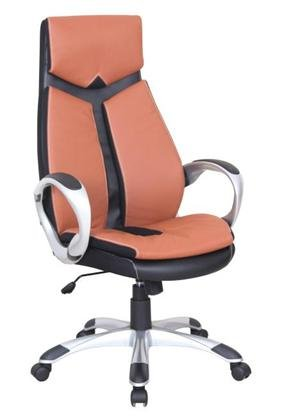 Z-Line Designs Executive Chair, Brown