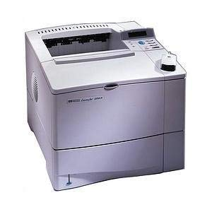 Certified Refurbished HP LaserJet 4050N C4253A Laser Printer with toner & 90-day Warranty