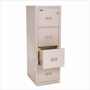 FIR4R1822CPA - Turtle Four-Drawer File
