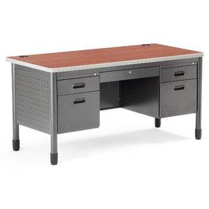 OFM Double Pedestal Teacher's Desk
