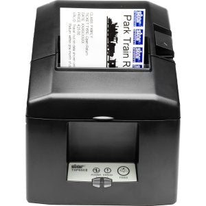 Star Micronics TSP654II Direct Thermal Printer - Monochrome - Wall Mount - Receipt Print - 11.81 in/s Mono - 203 dpi - Bluetooth
