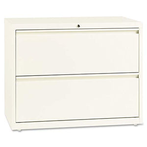 "Lorell 22951 Fortress File Cabinet, 28"" x 36"" x 18"", Cloud"