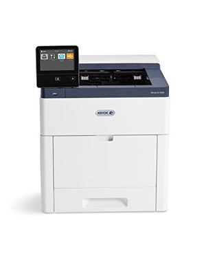 "Xerox C600/N VersaLink Color Laser Printer Letter/Legal up to 55ppm USB/Ethernet 550 Sheet Tray 150 Sheet Multi Purpose Tray 5"" Display"