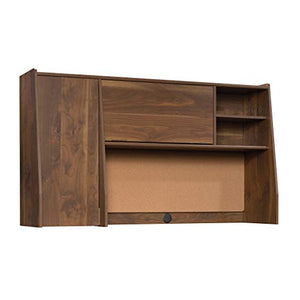 "Sauder 422277 Clifford Place Hutch, L: 58.90"" x W: 16.34"" x H: 34.13"", Grand Walnut finish"