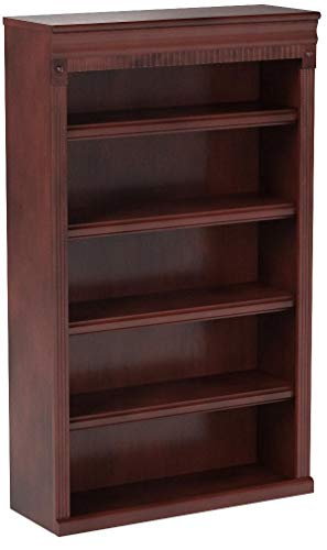 Martin Furniture Huntington Club Office Open Bookcase, 60""