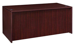 "Regency LSP6030MH Pedestal Desk Legacy Single 60"" x 30"" Mahogany"