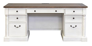 "Martin Furniture IMDU689 Durham 70"" Desk Credenza"