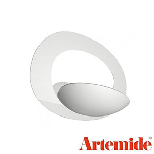 Artemide Pirce Micro LED Applique Wall Lamp Design Giuseppe Maurizio Scutellà 2010