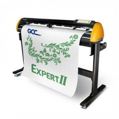 GCC Professional Expert II Vinyl Cutter 24 Inch Wide Creative Bundle with Stand