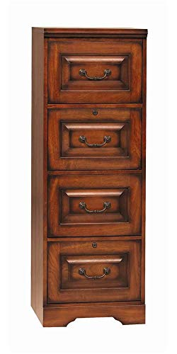 Winners Only, Inc. Country Cherry File Cabinet w Four Drawers