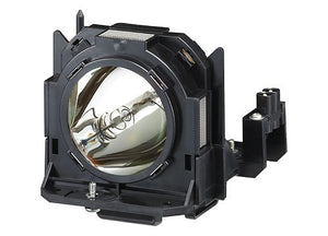 ET-LAD60AW Panasonic Twin-Pack Projector Lamp Replacement. Projector Lamp Assembly with Genuine Original Ushio Bulb Inside