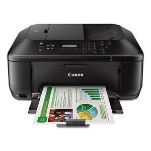Canon 8750B002 PIXMA MX532 Multifunction Color Inkjet Printer, Copy/Fax/Print/Scan